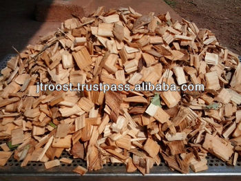 DOUGLAS FIR WOOD CHIPS