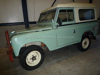 USED CARS - LAND ROVER DEFENDER SANTANA (LHD 7472)