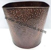 new design garden planters, iron planters, flower planter