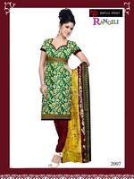 Indian Cotton Dress Materials
