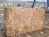 Red Travertine - Block, A
