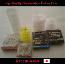Durable fluorocarbon 100% fishing line at reasonable prices quick delivery