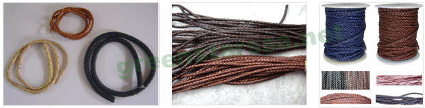 jeweler tools - leather & cords (per meter /yard) - JEWELRY TOOLS
