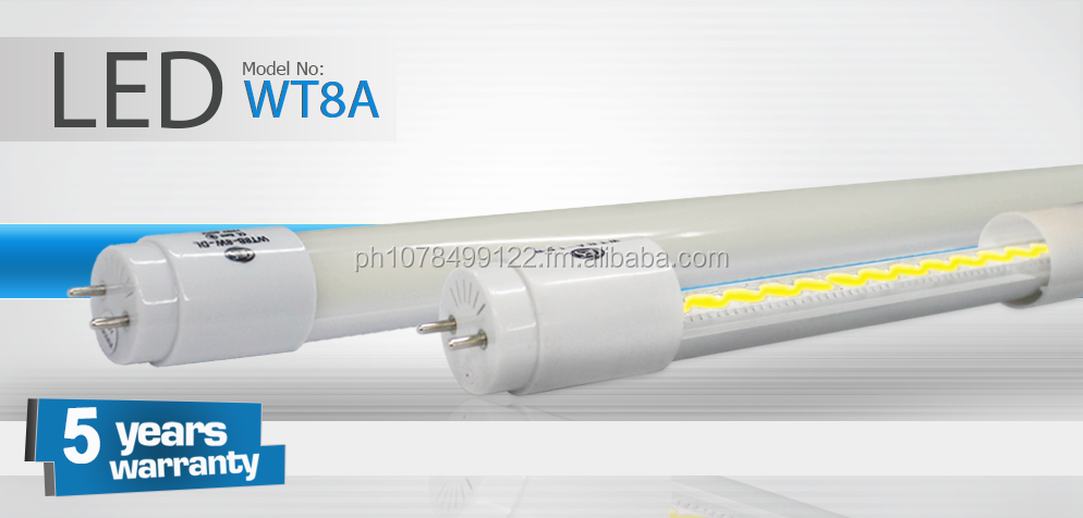 LED Tube Light / LED Lights 4th Generation LED S-COB Technology