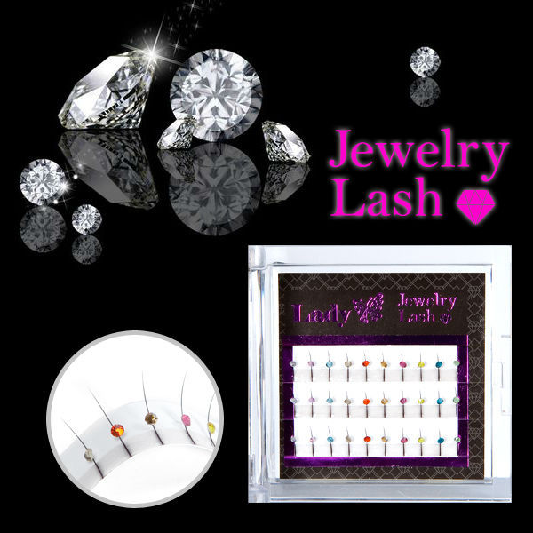 Lady Jewelry Eyelash