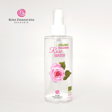 Organic Bulgarian Rose Water 200 ml