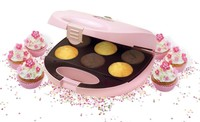 Bestron Sweet Dreams Cupcake Maker Pink -Wholesale