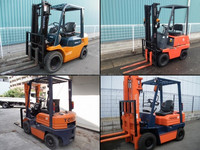 Low cost and Japanese used toyota forklift at reasonable prices long lasting