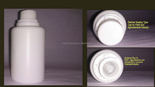 250 ML Round HDPE Bottle for Paint & Agrochemical