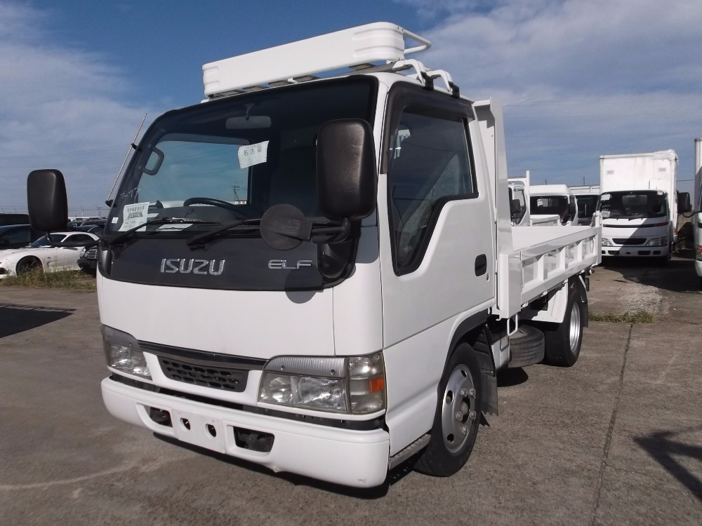 High quality and Good condition used tipper truck with multipul functions