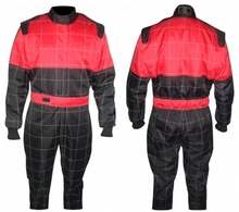 Good quality car racing suit driver suit go kart racing suit