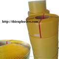 PP strapping band - yellow color - machine packing
