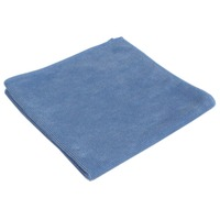 SMARTCLEAN-3MF4060- Premium Microfiber Cleaning Cloth , 40x60 cm , Blue , Best performance for House , Car and Commerical .