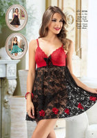 Women sexy nightdress ladies babydoll hot lingerie
