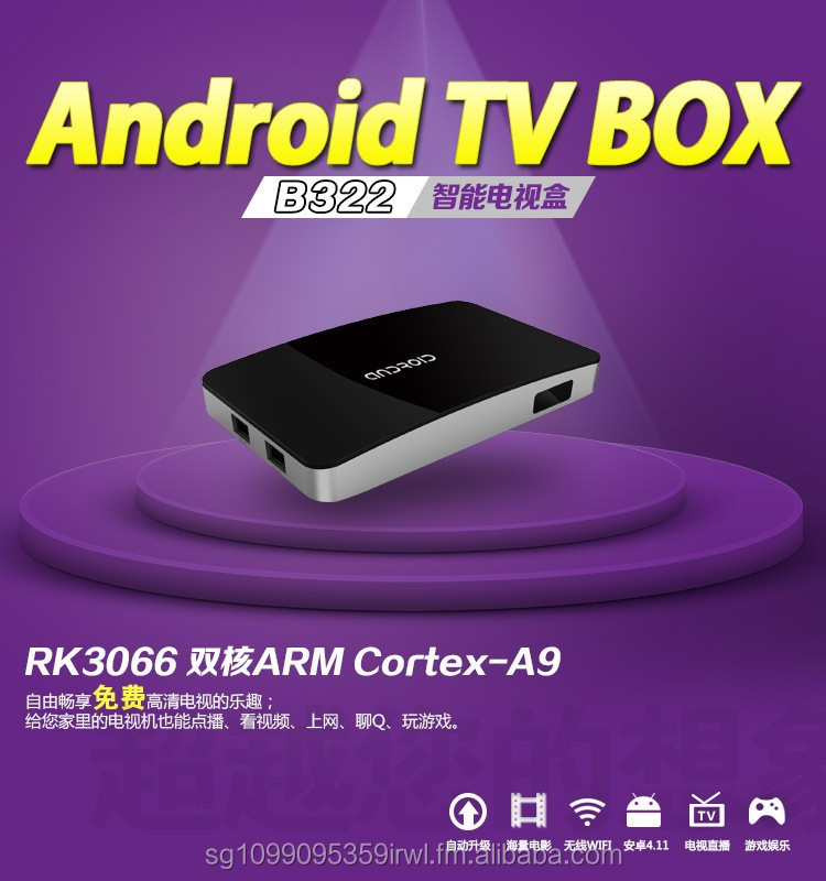 Android TV Box (Model V32)