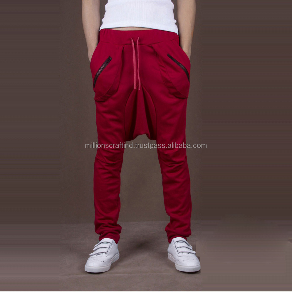New arrived Hot sale joggers 2016 Outdoors Loose Trousers harem pants Men's Casual Sweat Sport Joggers
