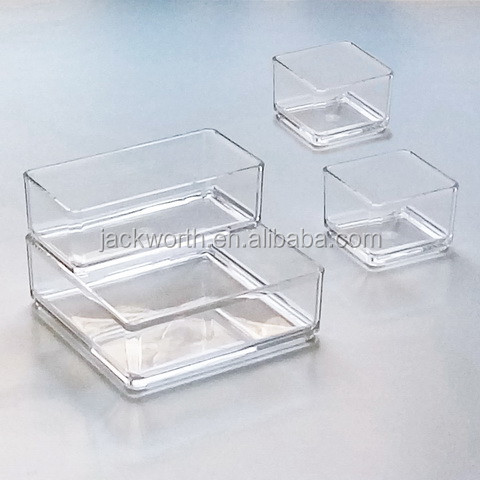 "5"" Stackable Canister - Airtight Clamp Canister Set"