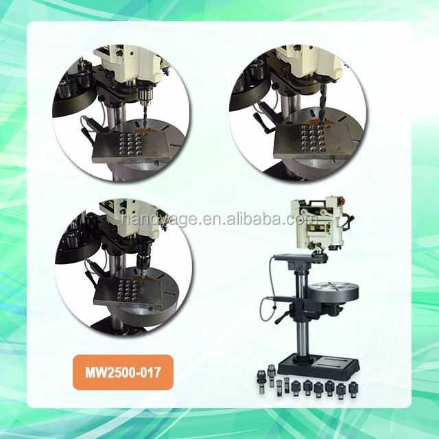 [Handy-Age]-High Efficient Vertical Magnetic Tapping and Drill Press (MW2500-017)