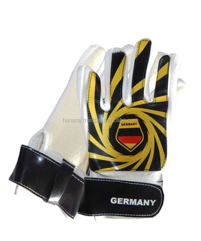 Football Gloves PVC Material