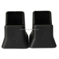 2Pcs Universal ISOFIX Car Seat Child Safety Seat Buckle Fixed Guide Groove