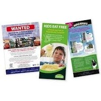 flyers/leaflet/brochures/catalog/magazine/Book printing