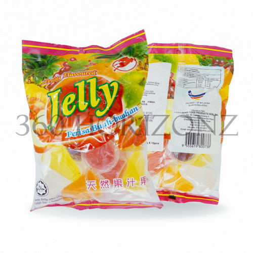 FRUIT FLAVOURED JELLY