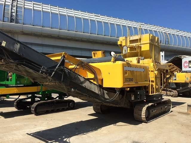 <SOLD OUT> Used Komatsu Soil Stabilizer BZ200 -1 Soil Recycler For Sale