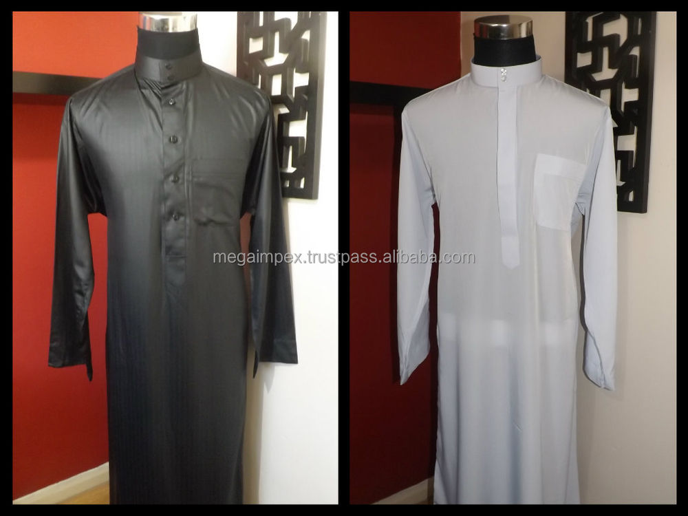 High Quality Men's Arab Thobe - 2015 Al-Daffah Men Thobe - Hot Selling Men Thobe