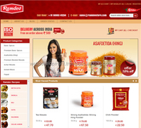 Online Spice Store Designer and Developer Company - Check OUT OUR WORK DONE, GET FREE QUOTE