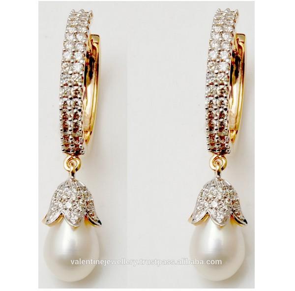 Chandelier style earrings for girls