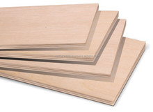 Synthetic Commercial Plywood with all kinds of wood veneers