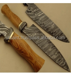 Hand Made Damascus Steel Chef Knife