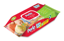 PERLA WET TOWEL WIPES WITH COVER
