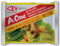 85g A-One Chicken Flavor PACK INSTANT NOODLES