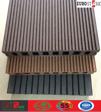 ANTI UV, WATER RESISTANT WPC DECKING FOR OUTDOOR