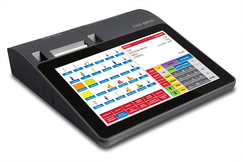 CHD 6800 Android based pos system