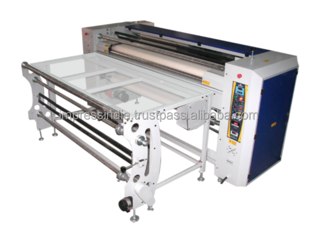 ROLL TO ROLL SUBLIMATION PRINTING MACHINE IN INDIA