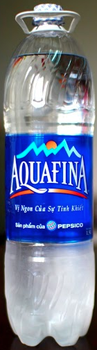 Aquafina purified water 1.5L