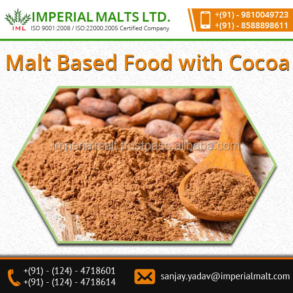 Widely Selling Vitamin Enriched Brown Malt for Pharmaceuticals Products