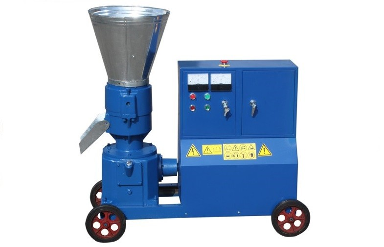WOODPELLET MACHINE