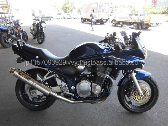 Best price and Various types of used suzuki motorcycle for importers