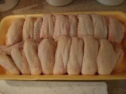 High Quality Frozen chicken Mid Joint Wings