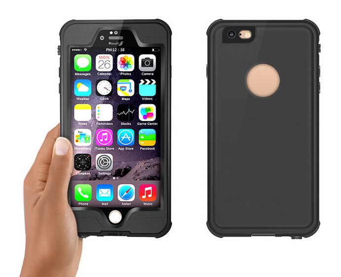 hot selling ! Waterproof Shockproof Dirt Proof Protection Case Cover For iPhone 6/6s/6s plus 4.7'' Promotion!