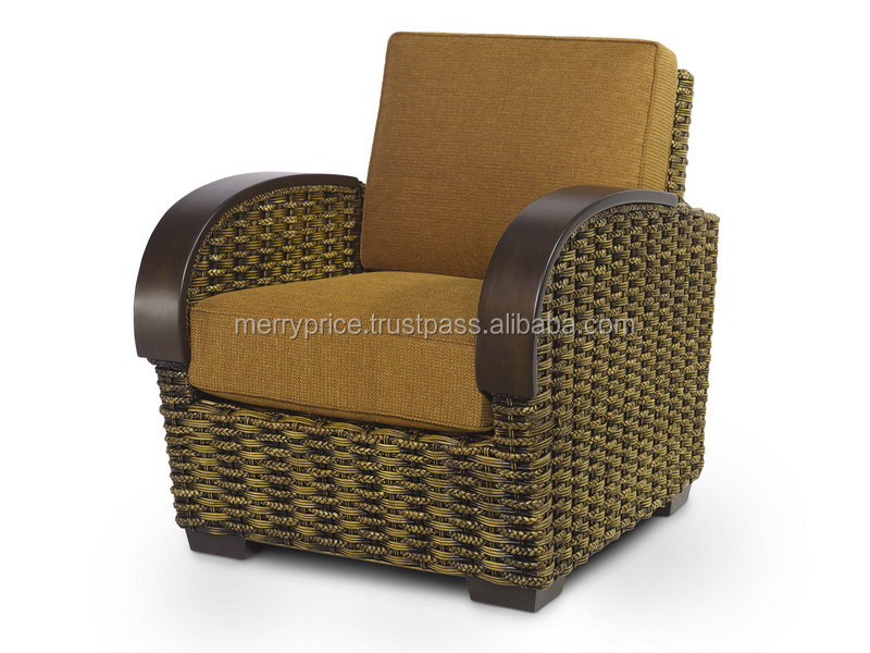 MIMOSA SOFA : Garden furniture set outdoor Rattan Nest sofa Chair