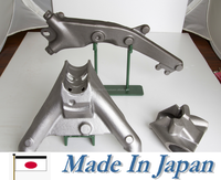 japanese motorcycle brands is used by casting iron,High quality and Durable.