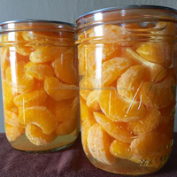 Wholesale Canned mandarin orange in light syrup 2016 Fresh Crop $6-10 per ctn