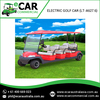 ECAR - Wholesale 6 Seater Personal Electric Golf Car LT-A627.6