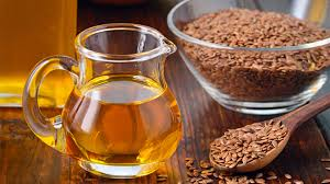 Organic Flaxseed oil and Powder for Health/Pharmaceutical uses