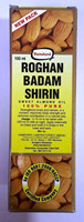 Hamdard Roghan Badam Shirin :: 100 ML :: 100% Pure Sweet Almond Oil :: Hamdard