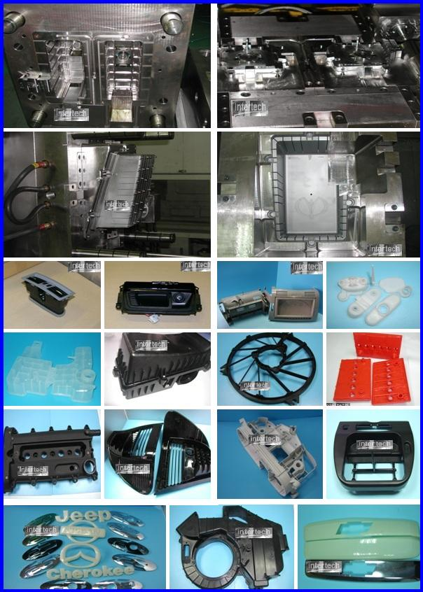 New product Made From Mold Making Factory